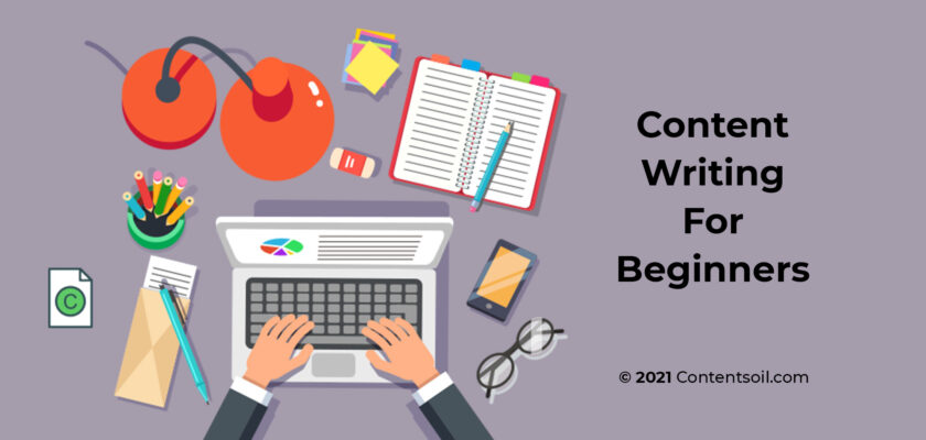 content writing for beginners