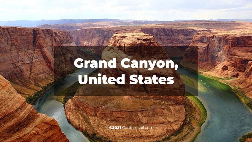 Grand-Canyon, United states