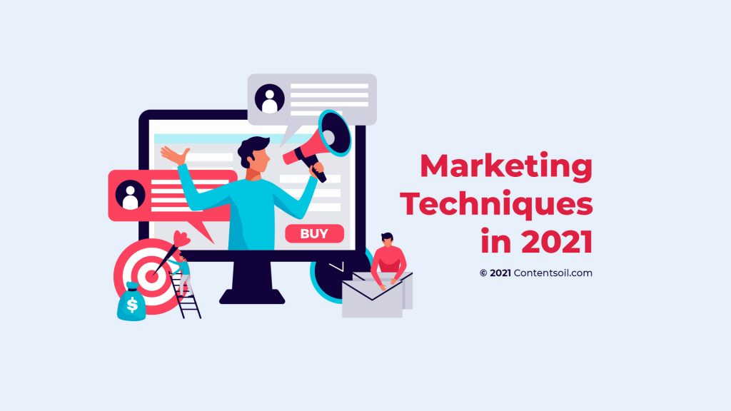 Marketing Techniques for Small Businesses