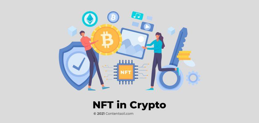 NFT-in-Crypto