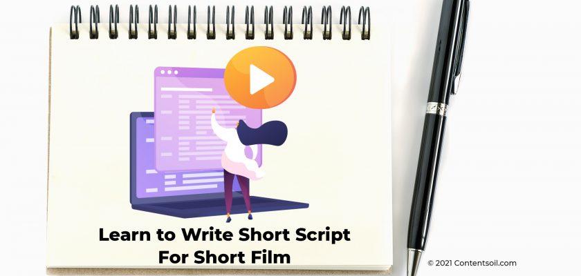 Learn-to-Write-Short-Script