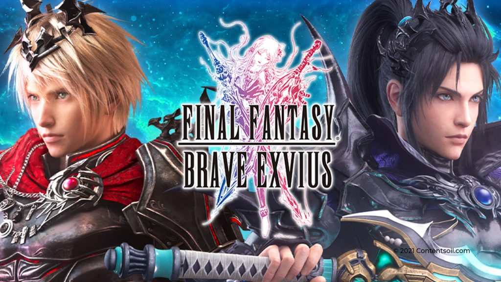 9. Final Fantasy Brave Exvius