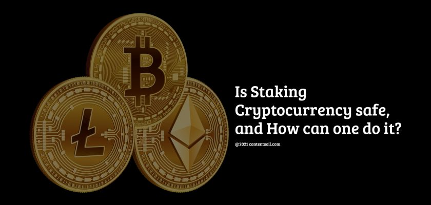 Staking-Cryptocurrency
