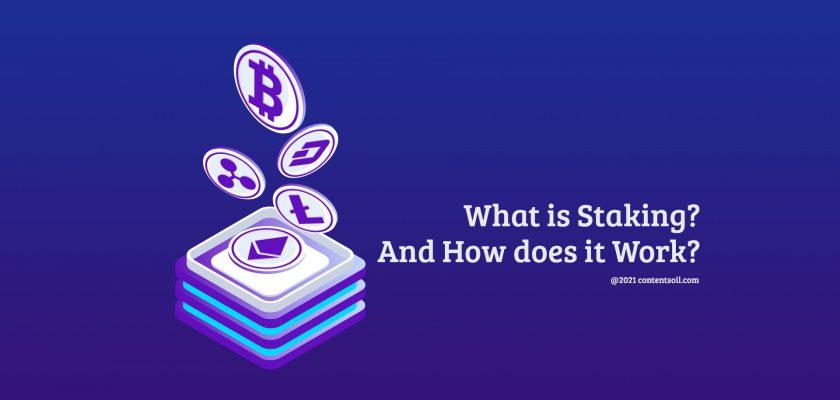 Crypto-Staking