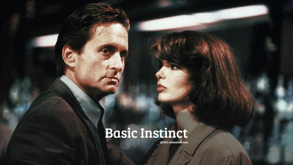 Basic-Instinct thriller