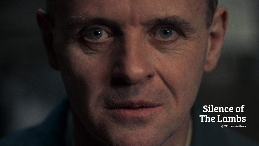 Silence-of-The-Lambs thriller